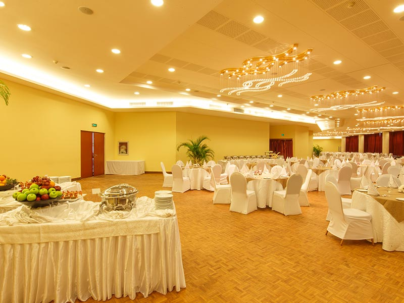 SAPPHIRE BANQUET HALLl | Bandaranaike Memorial International