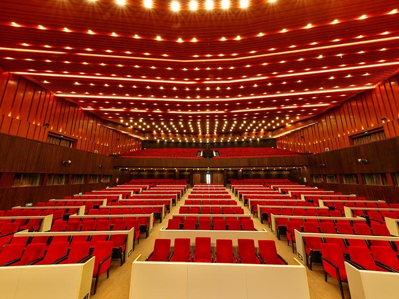 Main Conference Amp Concert Hall Bandaranaike Memorial